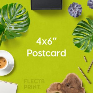 "4x6"" Postcard (152.4mmx101.6mm)"