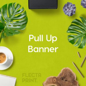 Pull Up Banner (841x2000mm)