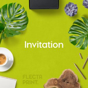 "Function Invitations (5x7"") Digital Print"